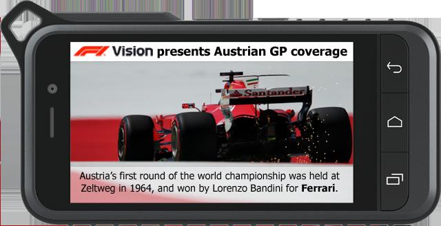 F1 Vision 1