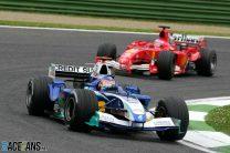 Jacques Villeneuve, Sauber, Imola, 2005