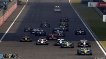 Renault secures constructors' title in forgettable finale