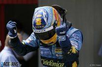Formula 1 Grand Prix, Spain, Sunday Podium