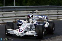 Nick Heidfeld, BMW Sauber, Nurburgring Nordschleife, 2007