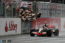 Lewis Hamilton scores home win as Ferrari flounder