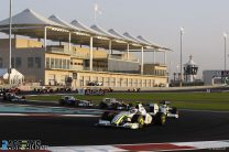 2009 Abu Dhabi Grand Prix in pictures