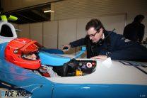 Michael Schumacher, GP2 test, Jerez, 2010
