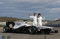Pictures: BMW Sauber C29 launched