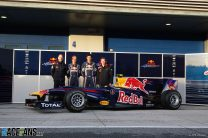 Red Bull RB6 Launch, Jerez, 2010