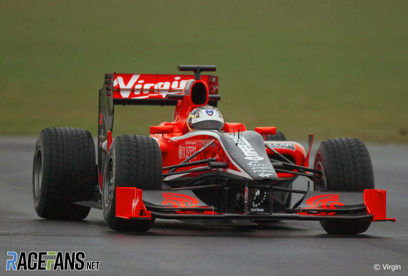 Virgin Racing Zoom Background 6