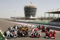 The Formula 1 drivers and cars of the 2010 season, Bahrain, 2010