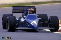 Stefan Bellof, Tyrrell, Estoril, 1985