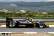 Elio de Angelis, Lotus, Estoril, 1985