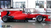 The missing 2010 F1 car: Stefan GP's Toyota TF110