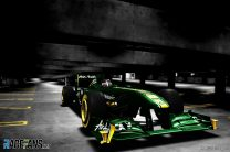 Lotus T128 launch – first pictures