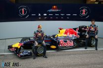 Red Bull RB7 launch: First pictures