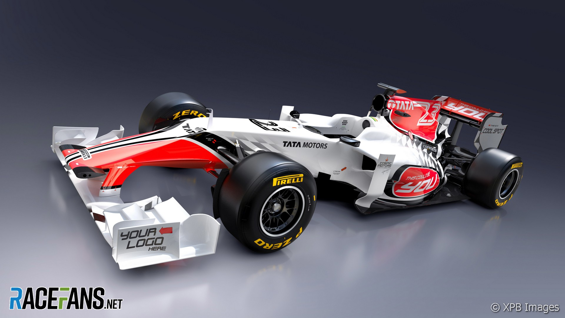 HRT F111, 2011