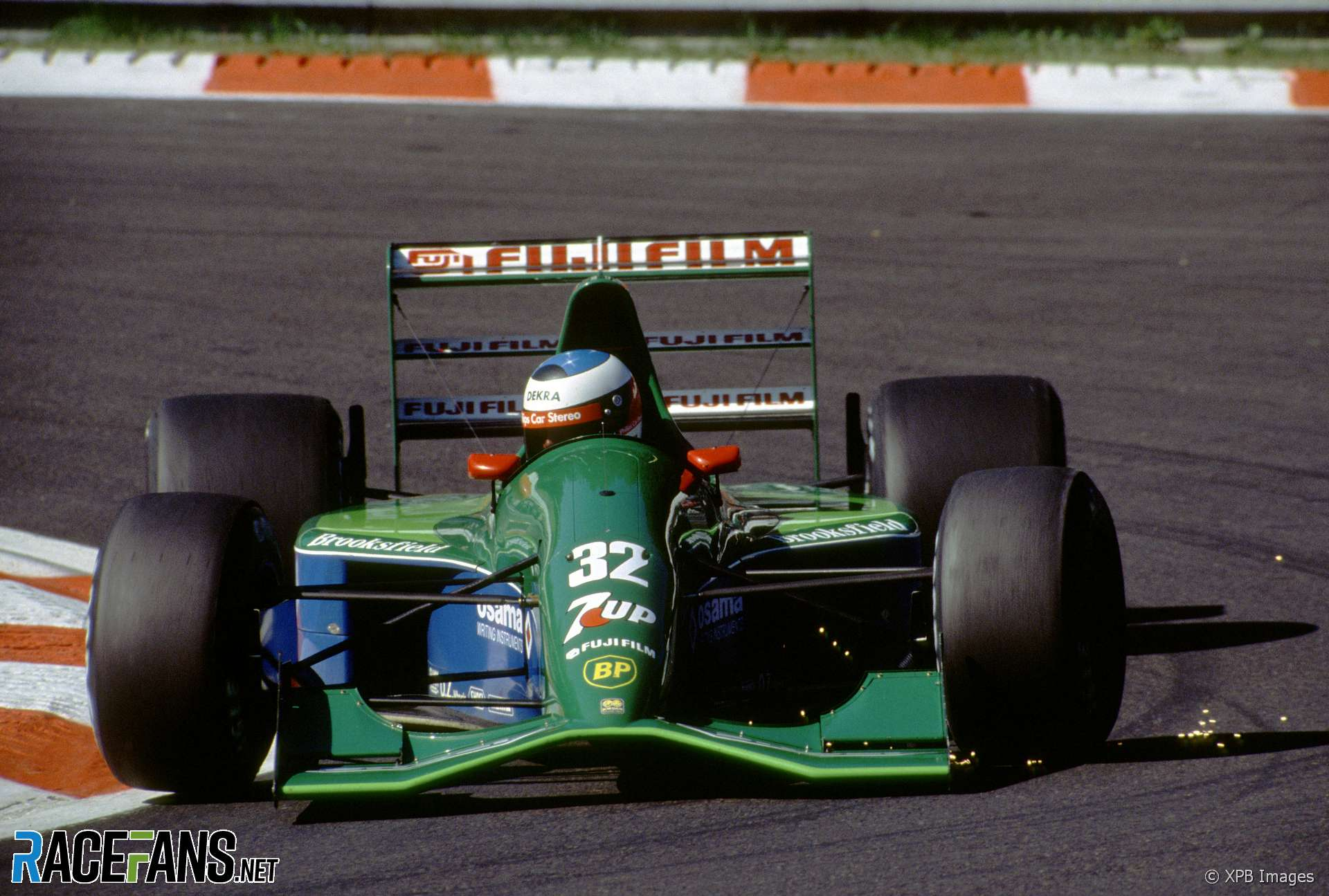 1991 Belgian Gp Michael Schumacher S Remarkable F1 Debut F1 Fanatic
