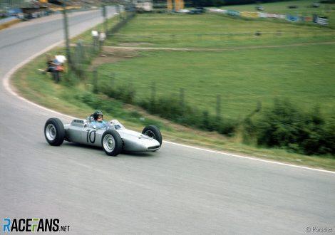 Dan Gurney, Porsche, Solitude, 1962