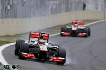 Motorsports: FIA Formula One World Championship 2012, Grand Prix of Brazil