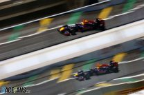 F1 Grand Prix of Brazil – Practice