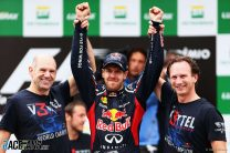 Horner: Vettel's 2012 comeback shows he can still beat Hamilton to title