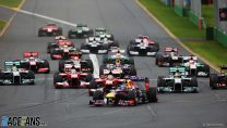 2013 Australian GP and qualifying in pictures