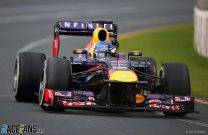 Sebastian Vettel, Red Bull, Melbourne, 2013