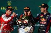 Strategic superiority gets Raikkonen and Lotus off to a winning start