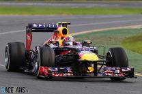 Australian F1 Grand Prix – Race