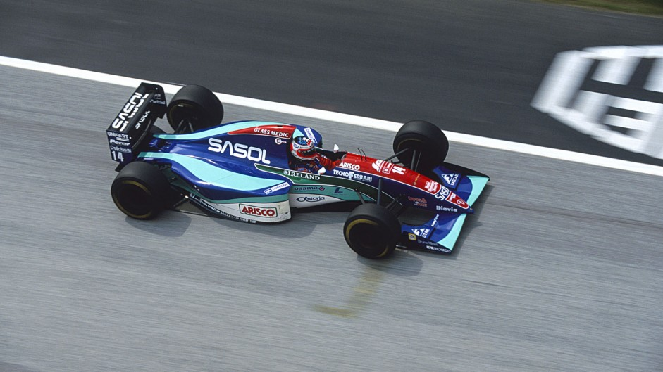 Today in 1994: Barrichello survives horror crash as F1's darkest weekend begins