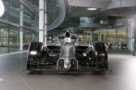 McLaren MP4-29, 2014