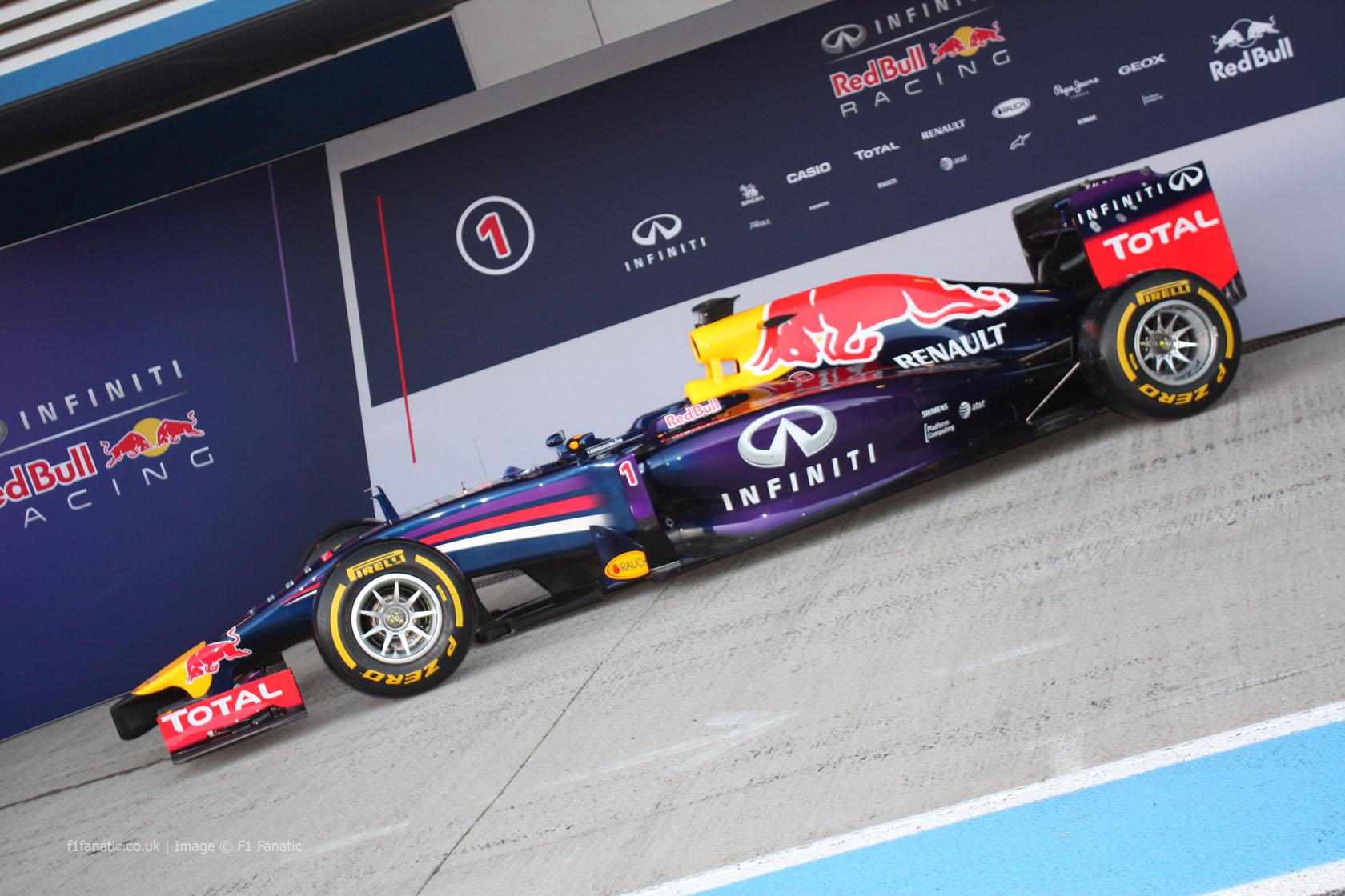 Red Bull RB10, Jerez, 2014