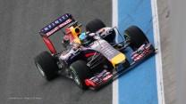Sebastian Vettel, Red Bull, 2014