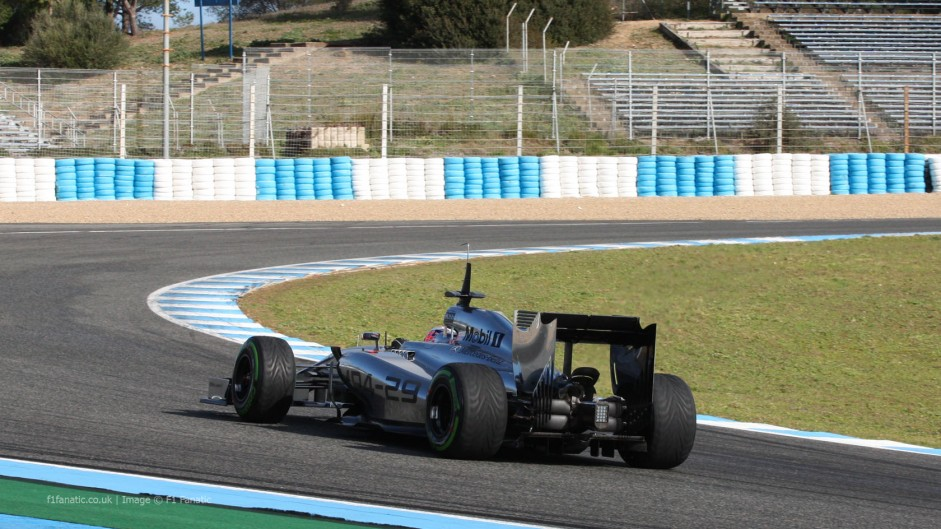 Rivals can mimic McLaren suspension – Williams