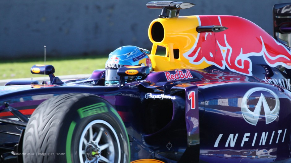 'If you drive like last year you won't finish' – Vettel