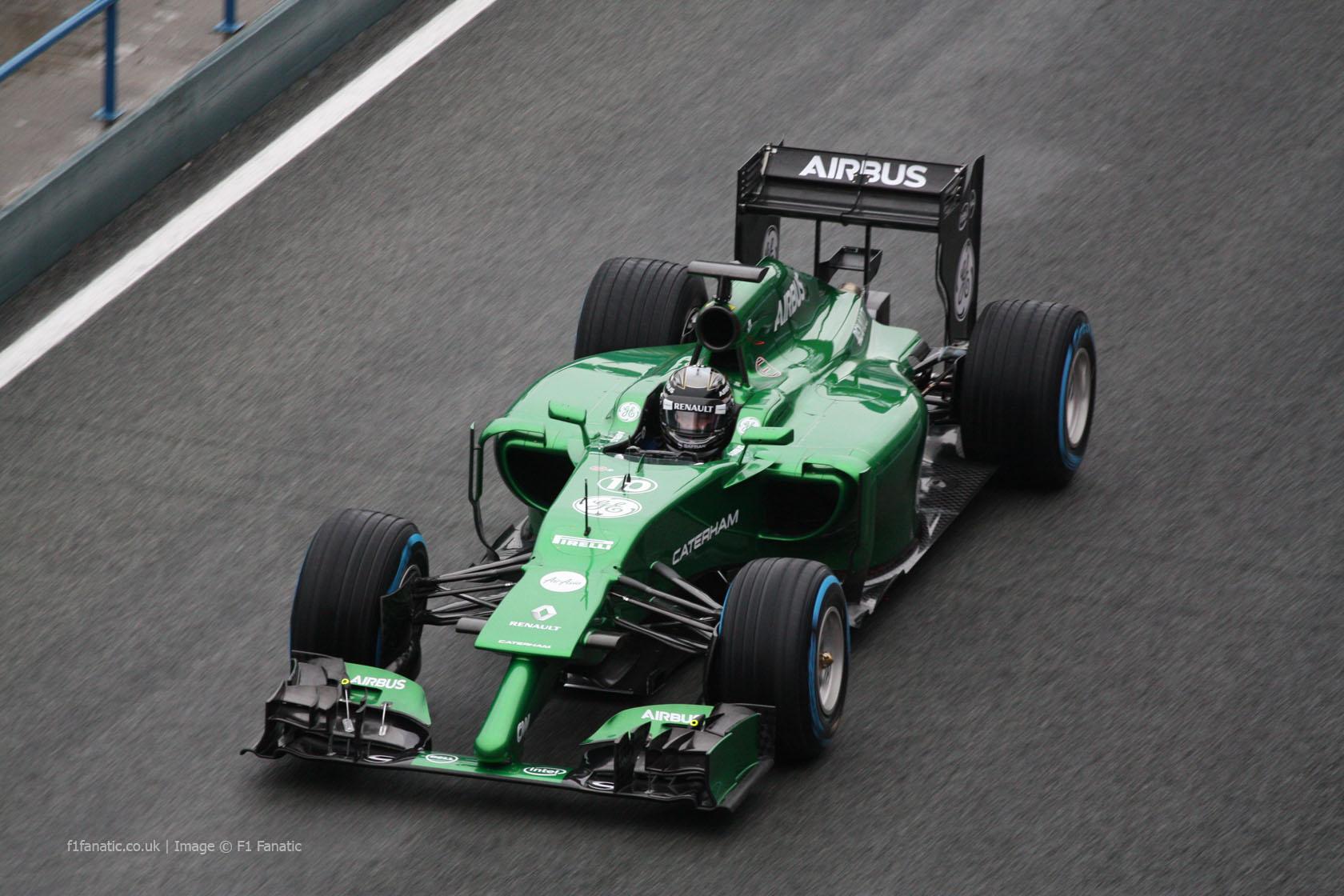 Caterham f1 - Foto by F1 Fanatic