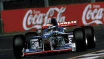 Pedro Diniz, Arrows A18, Melbourne, 1997