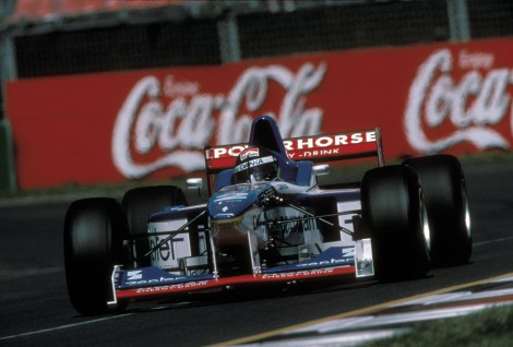 Pedro Diniz, Arrows A18, Melbourne, 1997