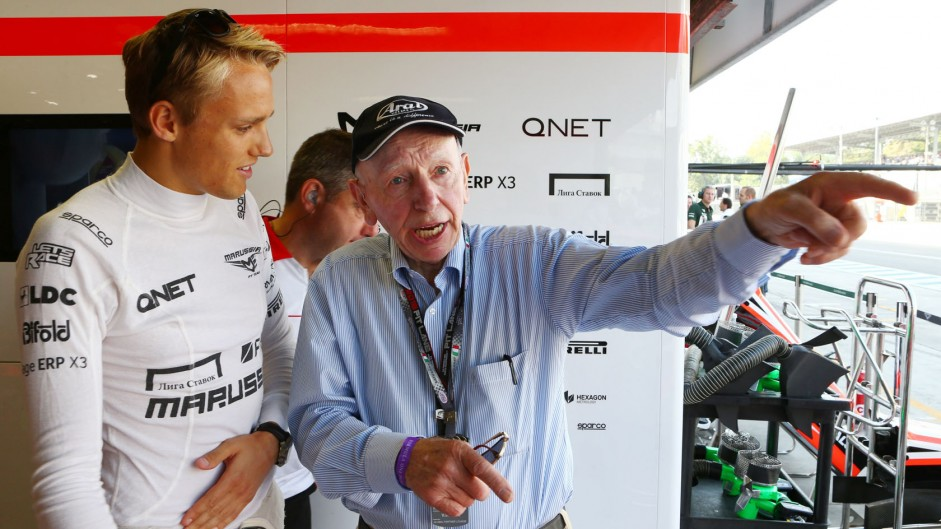 Caption Competition 43: Chilton and Surtees