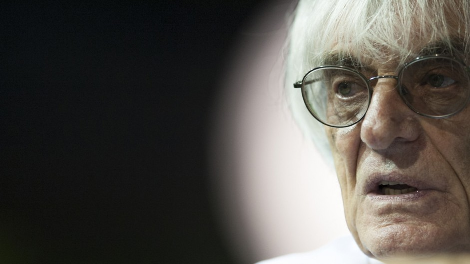 Ecclestone sceptical about Haas F1 team bid