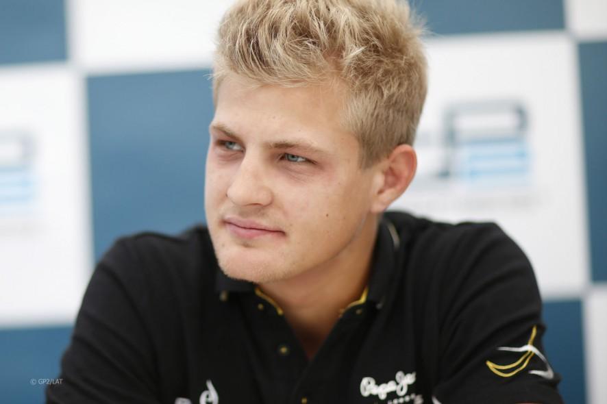 Marcus Ericsson, DAMS, GP2, 2013