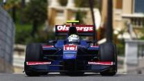 Marcus Ericsson, GP2, iSport, Monaco, 2013