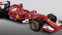 Ferrari F14 T, three quarter
