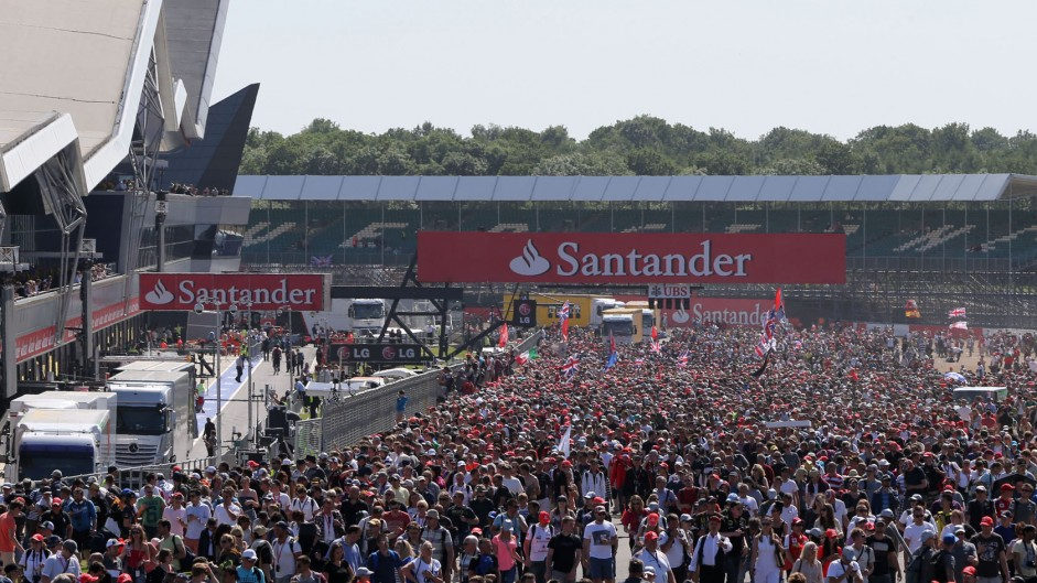 How F1 ticket prices have risen over 20 years