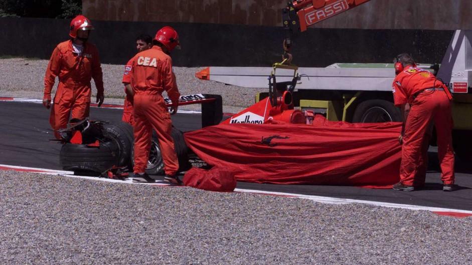 Ferrari F2001, Monza, 2001