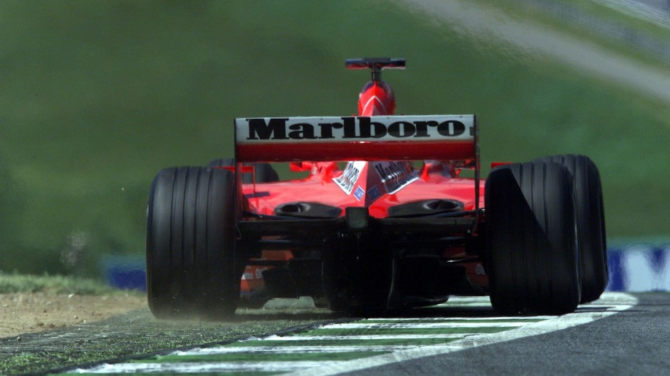 ferrari f2001 michael schumacher - photo #6