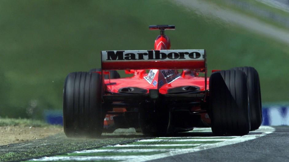 Michael Schumacher, Ferrari F2001, A1-Ring, 2001
