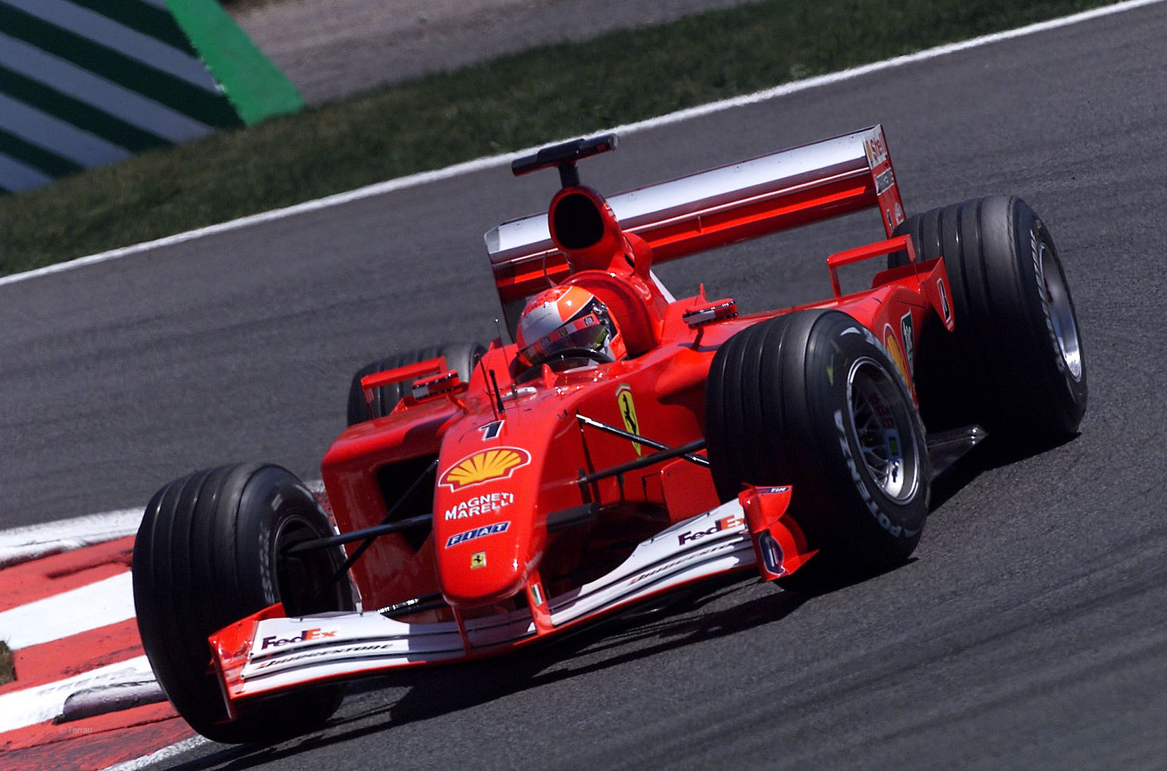 ferrari f2001 michael schumacher -#main