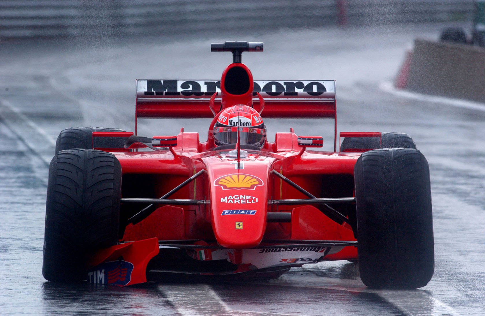 ferrari f2001 michael schumacher - photo #18