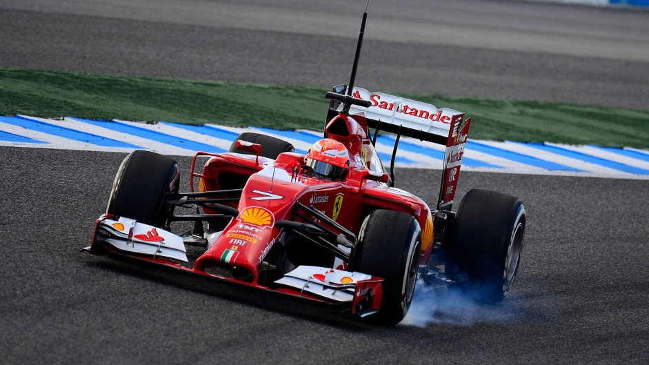 Safety questions over Ferrari turbo