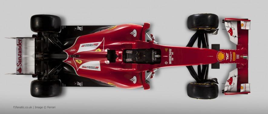 Ferrari F14 T, 2014