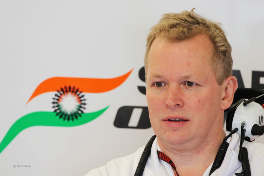 Andrew Green, Force India, 2013